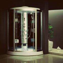 Двери в душ кабину фото